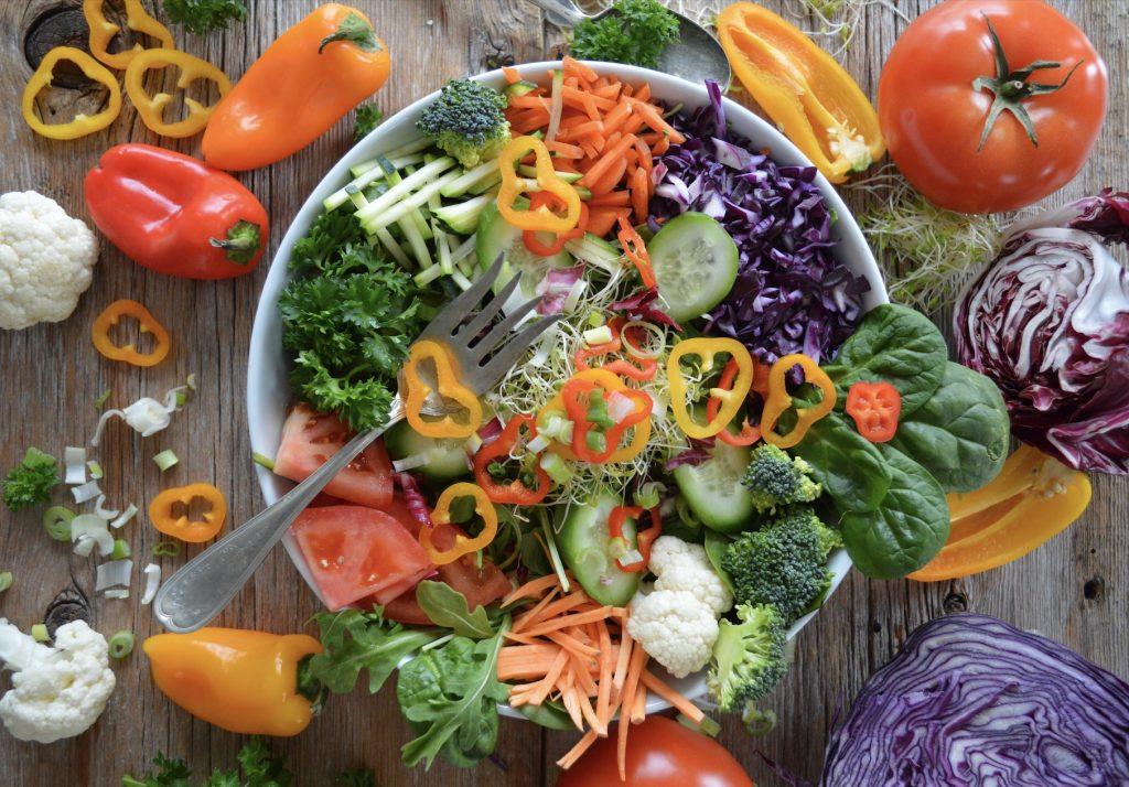 dieta saludable con fintonic